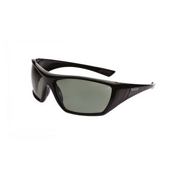 Hustler Safety Glass Grey/Green Polarised Lens