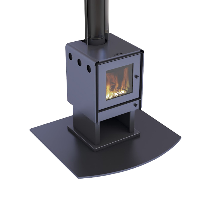 Limit 380 Wood Fireplace