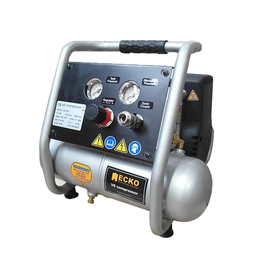 Hammahand 1.5hp Light Weight V8 Compressor
