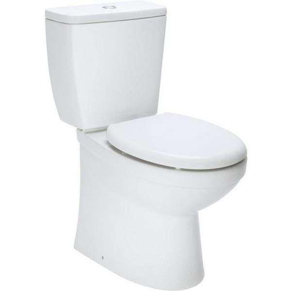 Englefield Valencia Toilet Suite 4.5L P/S Trap White