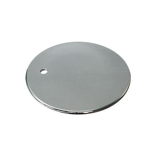 Englefield Easyclean Shower Waste Lid Cover 113mm Dia x 25mm H Chrome R4665-CP
