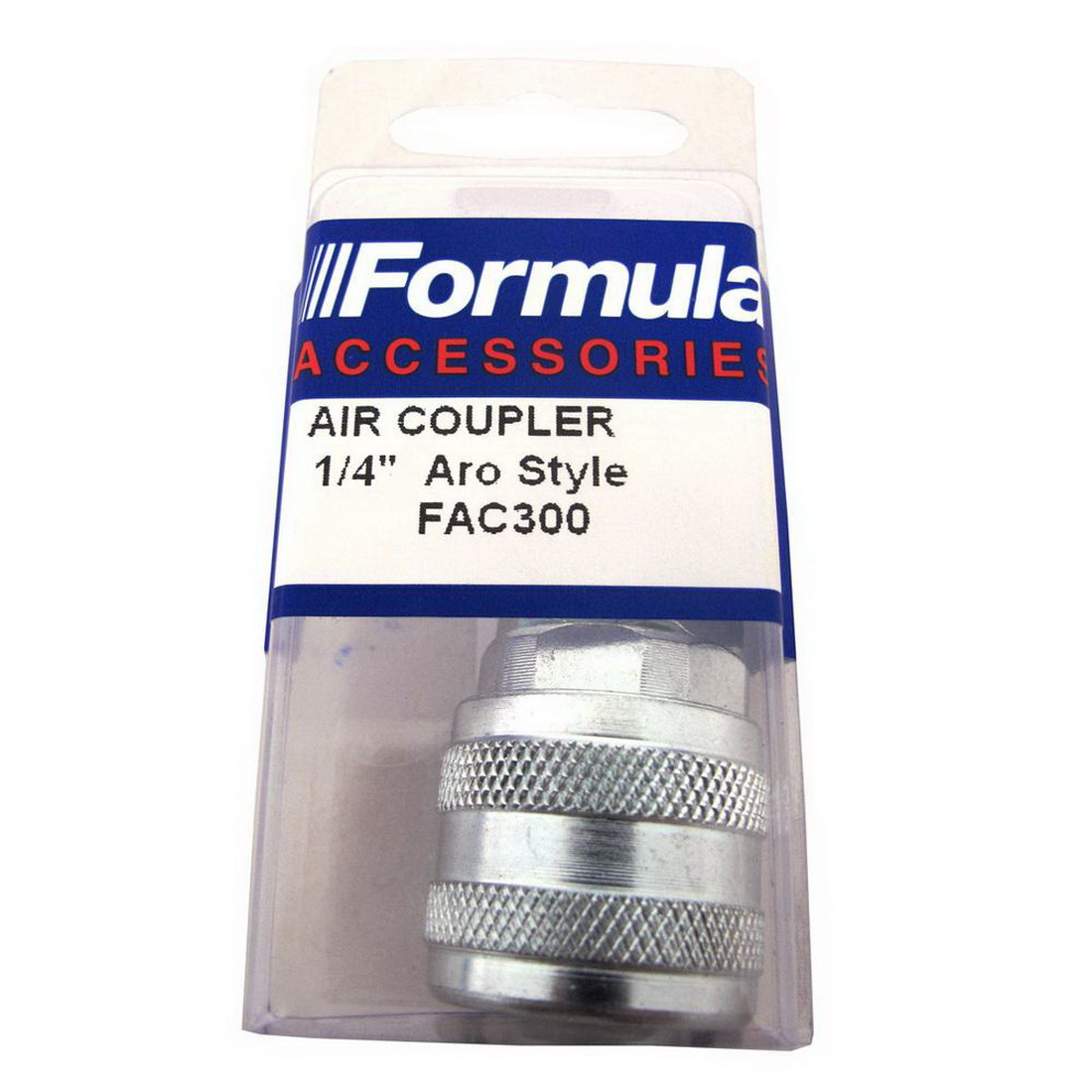 Formula Aro Style Air Coupler 1/4in Female FAC300