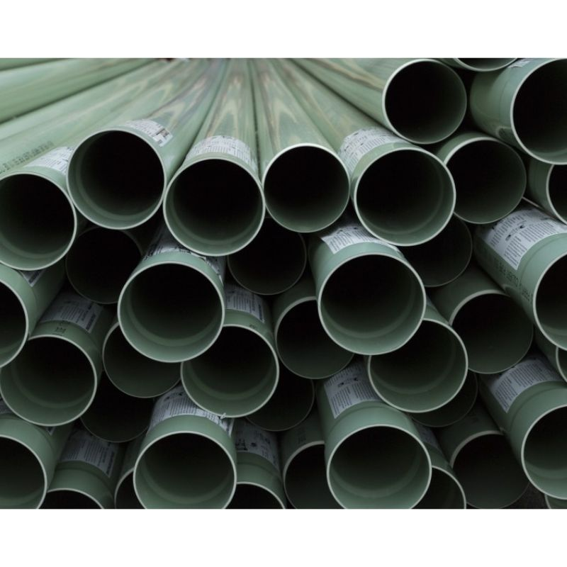 Iplex Farmtuff PVC-U Culvert Pipe 250mm x 6m
