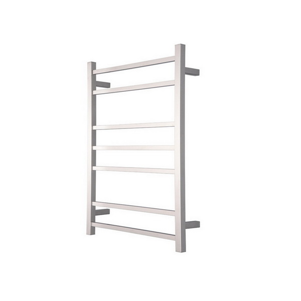 Heirloom Callisto Heated ESP Towel Warmer 600 x 120 x 825 mm 7 Rail Stainless Steel Polished