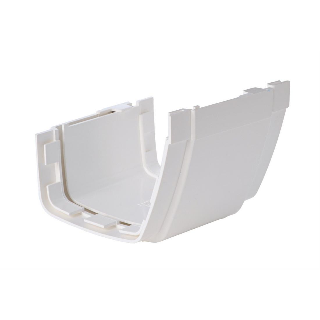 Marley FL2 Channel Shower Expansion Joiner 110 mm White FL17