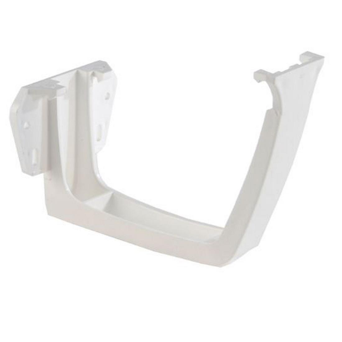 Marley Flowline Secure External Bracket White FL2E
