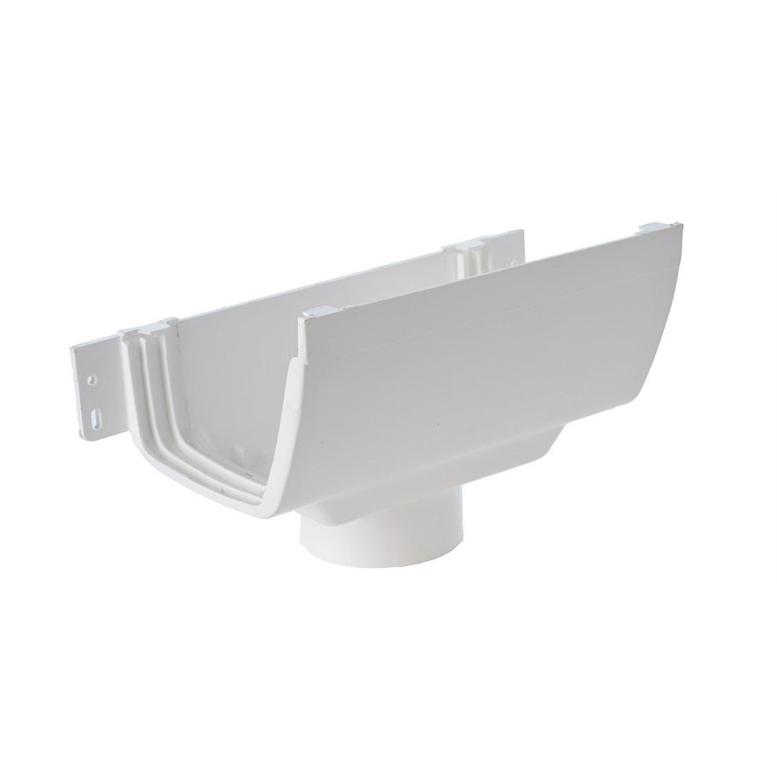 Marley Flowline Expansion Outlet 80 mm White FL8.80