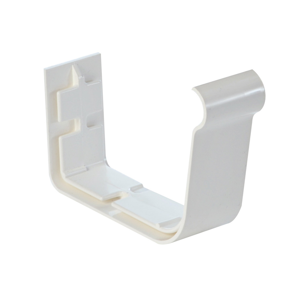 Marley Stormcold Gutter Spouting Joiner 90 x 30 x 30 mm Unplasticised PVC MS5