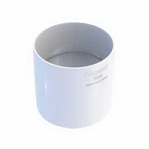 Marley Round Jointing Socket 80 mm Unplasticised PVC RS80