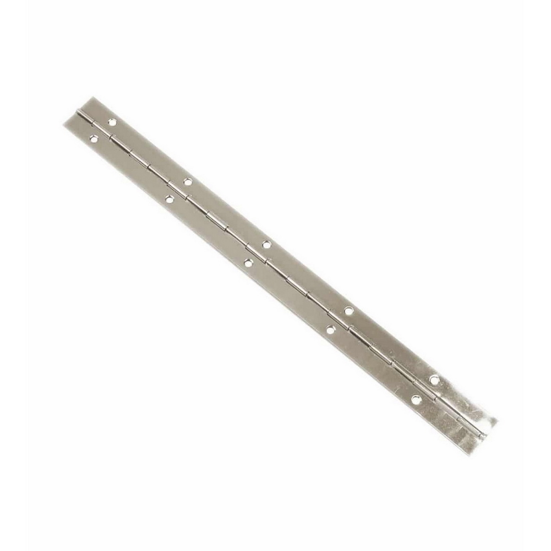NU-AN Piano Hinge 1.8 m x 32 mm Steel Chrome Plated H32C/P