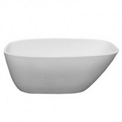 Robertson Elementi Bella Freestanding Bath 600 x 1500 mm White 52561.1