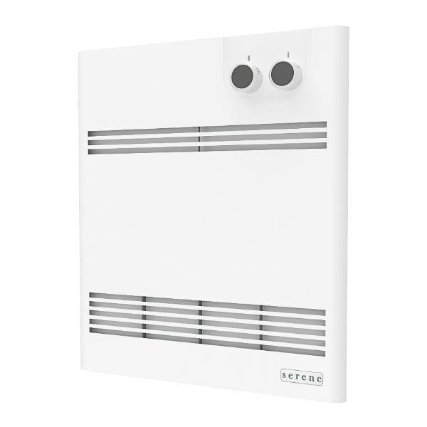 Serene Sciolto 2.4kW Recessed Electric Heater
