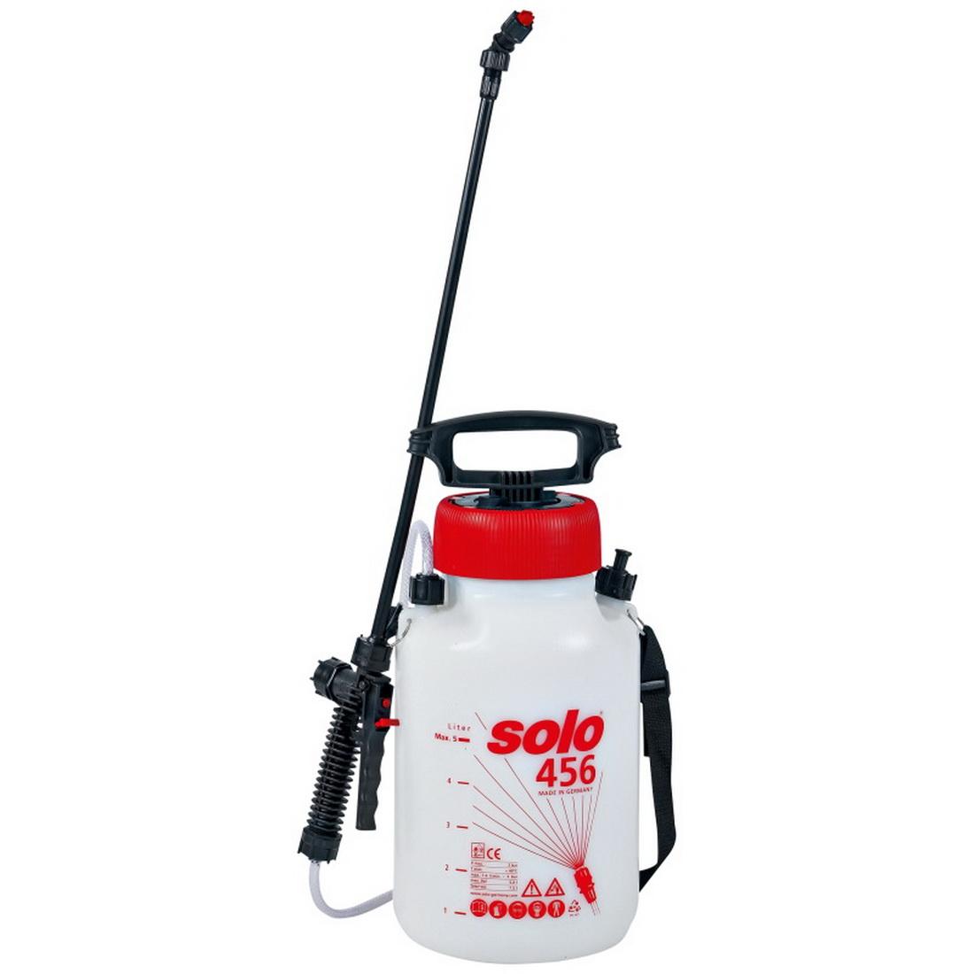 Solo Professional Manual Heavy Duty Pressure Sprayer 5 L 456