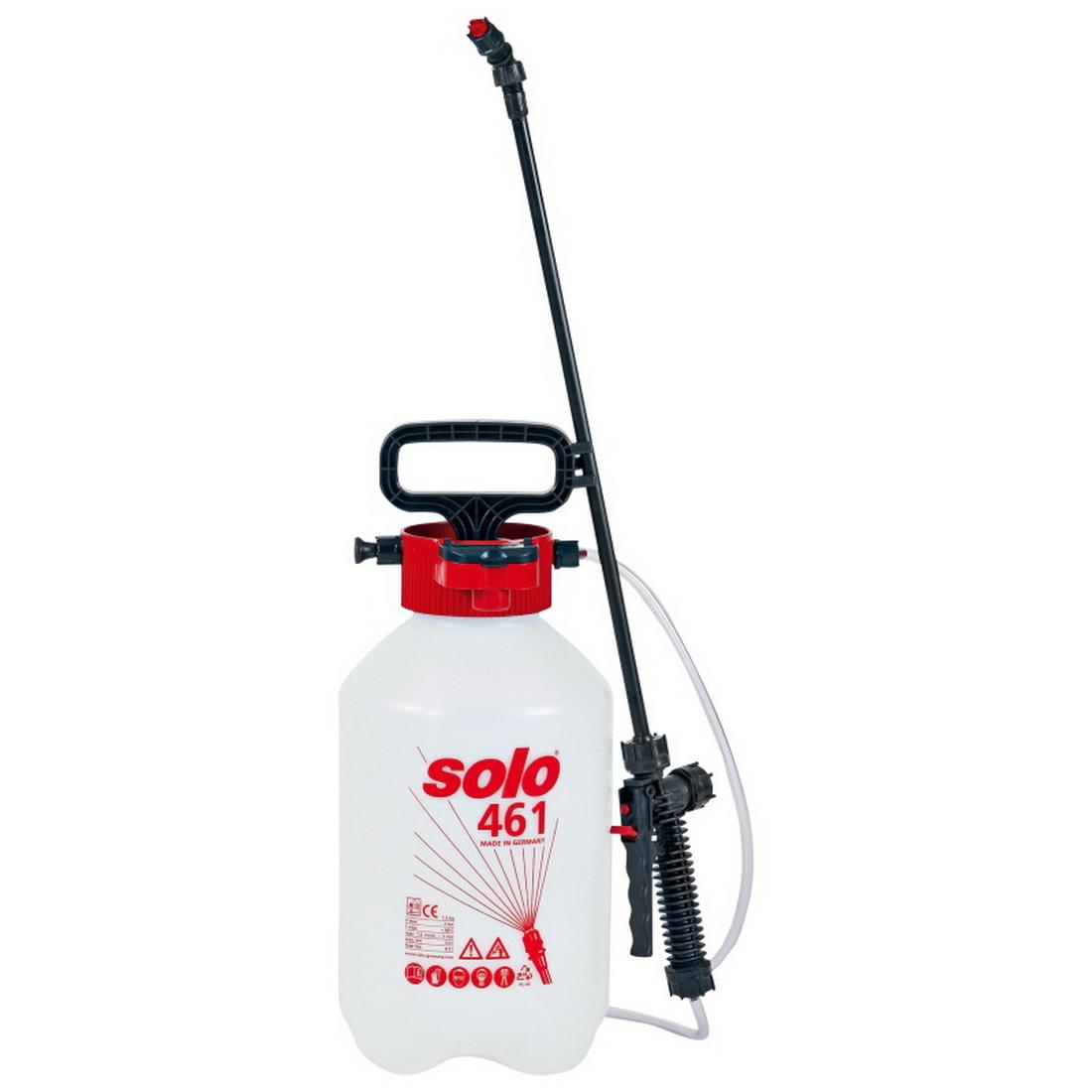 Solo Professional Manual Garden Pressure Sprayer 5 L 461
